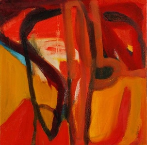 Pam Cardwell Painting - 2007 - 2011 oil on canvas