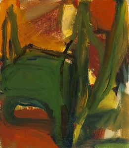 Pam Cardwell Painting - 2012 - 2013 oil on canvas