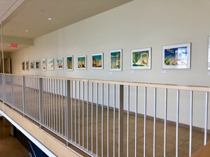 PAT CRESSON + Exhibition Gallery Photographs 2000-2018 monoprints, one of a kind