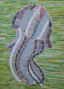 Patricia Rockwood Mosaics: Selected Corporate & Private Commissions Glass tile
