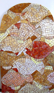 Patricia Rockwood Mosaics: Selected Corporate & Private Commissions Stained glass, millefiori