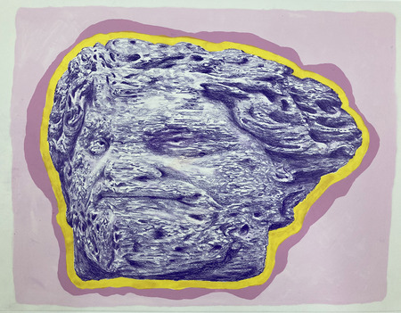 PATRICK L. KELLY Recent Work color pencil, pigment on synthetic paper