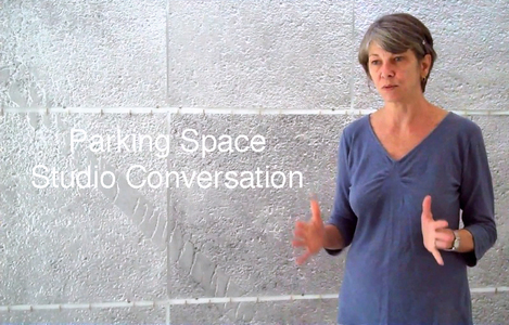 Parking Space/Studio Conversation (video)