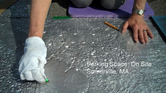 Parking Space: On Site (video 1 min short)