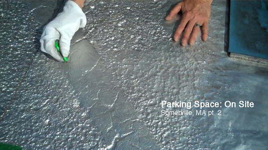 Parking Space: On Site (video pt. 2)