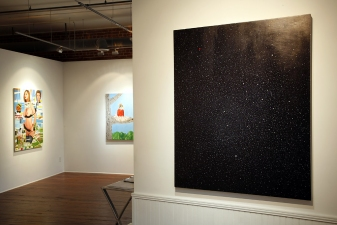 Paul Brainard Installation shots