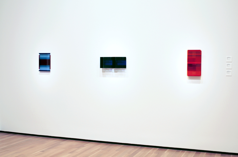 Akron Art Museum, 2016  Installation View, NeoGeo Exhibition