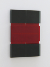 Paul O'Keeffe Plexiglas and Aluminum Wallpieces acrylic sheet