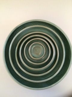 Peggy Thomas                         The Pottery Functional Ware Stoneware