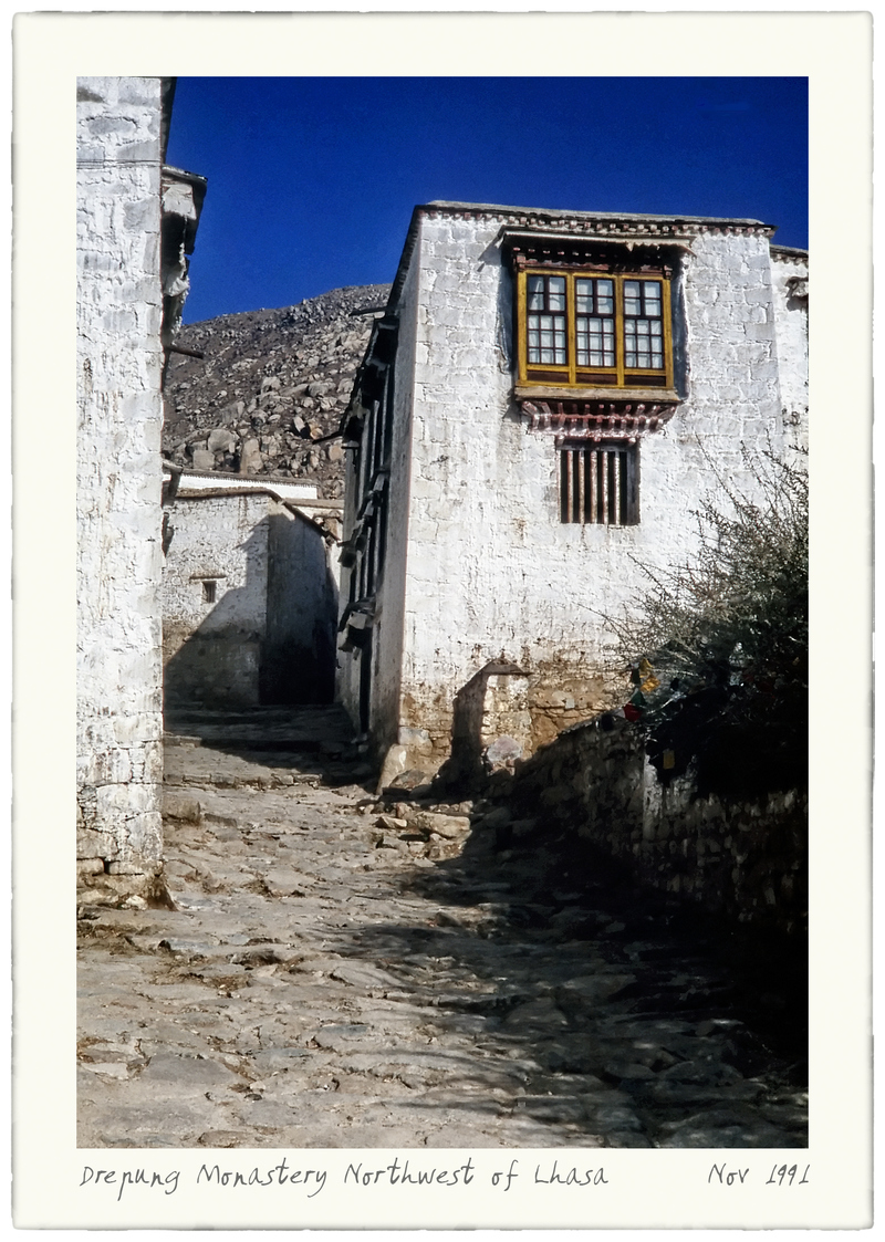 Postcards from Tibet