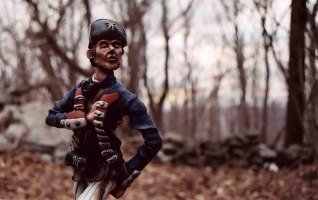 Phil Whitman Dioramas and Figures photograph