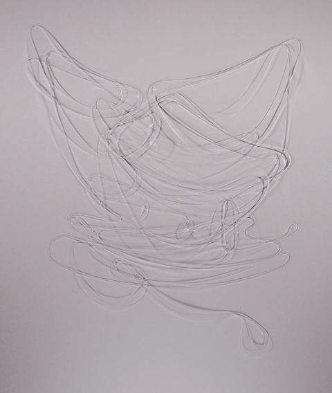 Phyllis Baldino : Current Work : Drawings in eleven dimensions