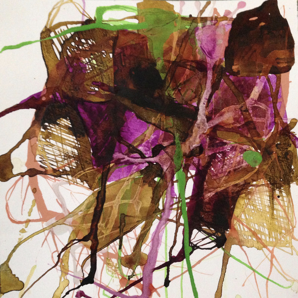 TRACEY PHYSIOC BROCKETT Daily Tangles and Fugue States 10.15.17
