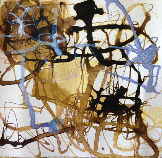 TRACEY PHYSIOC BROCKETT Daily Tangles and Fugue States 9.23.17