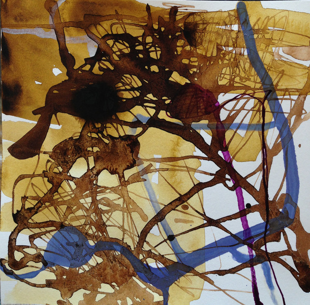 TRACEY PHYSIOC BROCKETT Daily Tangles and Fugue States 9.22.17