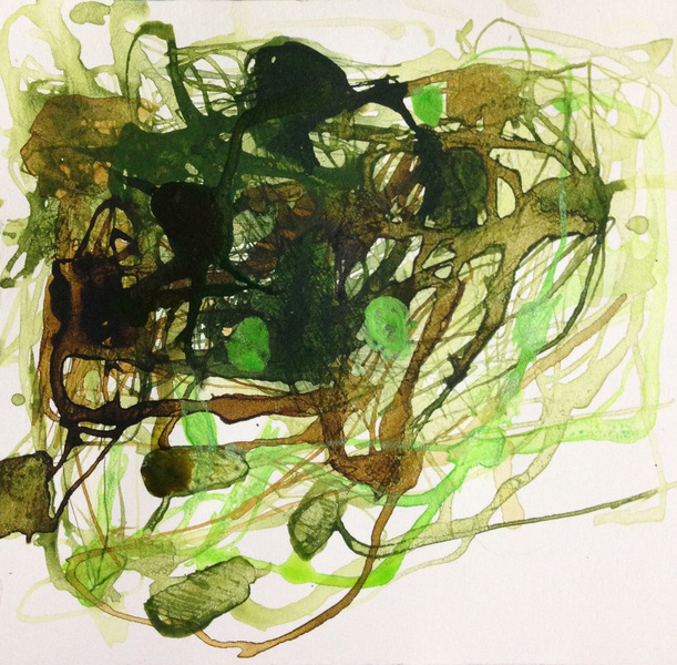 TRACEY PHYSIOC BROCKETT Daily Tangles and Fugue States 9.26.17