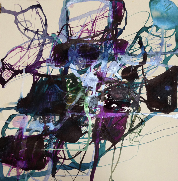 TRACEY PHYSIOC BROCKETT Daily Tangles and Fugue States 11.24.17