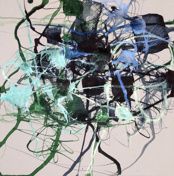 TRACEY PHYSIOC BROCKETT Daily Tangles and Fugue States 10.23.17