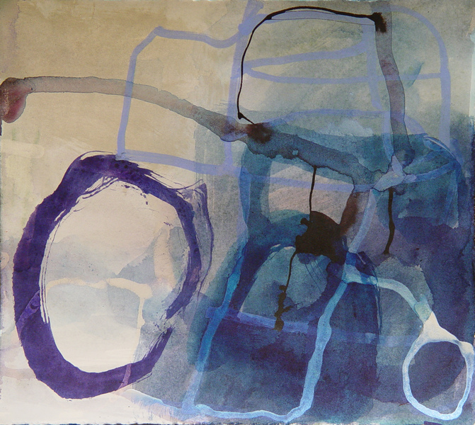 TRACEY PHYSIOC BROCKETT Daily Tangles and Fugue States 1.19.17