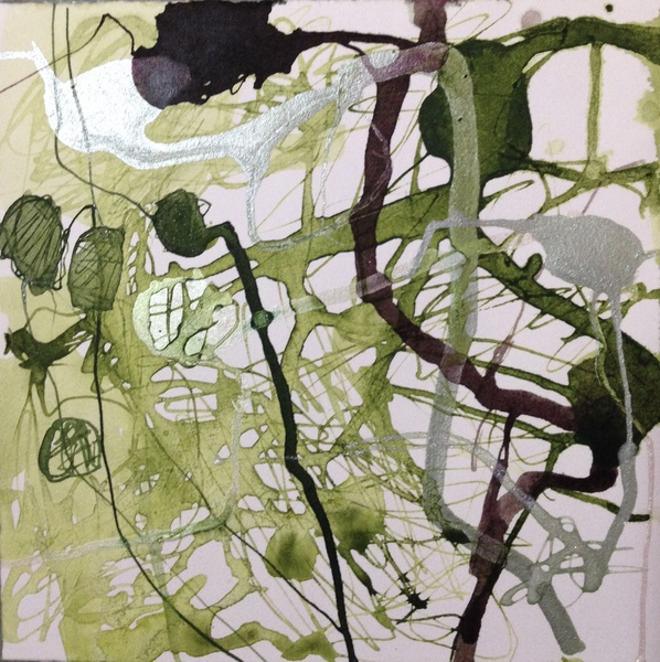 TRACEY PHYSIOC BROCKETT Daily Tangles and Fugue States 9.25.17c