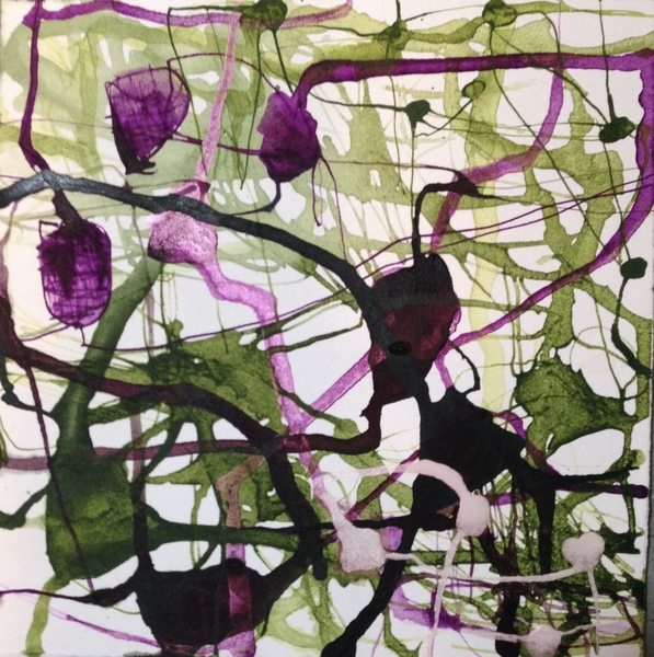 TRACEY PHYSIOC BROCKETT Daily Tangles and Fugue States 9.25.17b