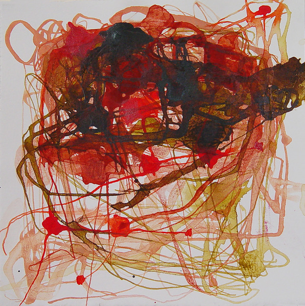 TRACEY PHYSIOC BROCKETT Daily Tangles and Fugue States 9.28.17