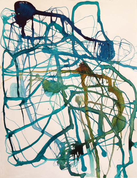 TRACEY PHYSIOC BROCKETT Daily Tangles and Fugue States 10.7.17b