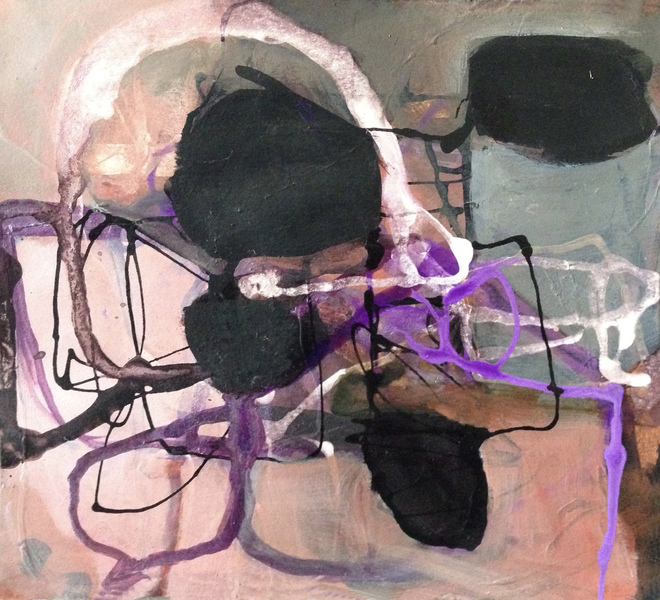 TRACEY PHYSIOC BROCKETT Daily Tangles and Fugue States 4.4.17