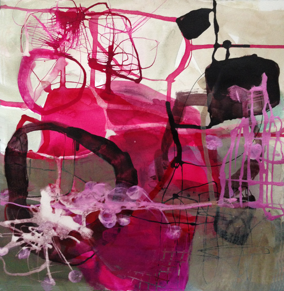 TRACEY PHYSIOC BROCKETT Daily Tangles and Fugue States 7.24.17