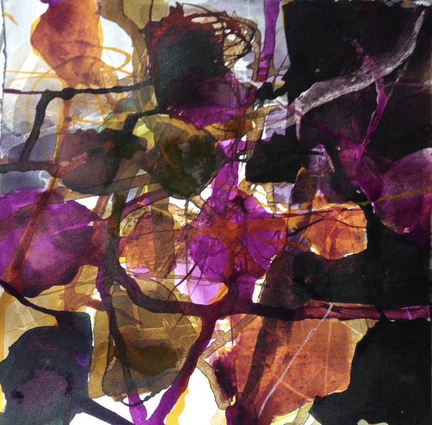 TRACEY PHYSIOC BROCKETT Daily Tangles and Fugue States 8.17.18