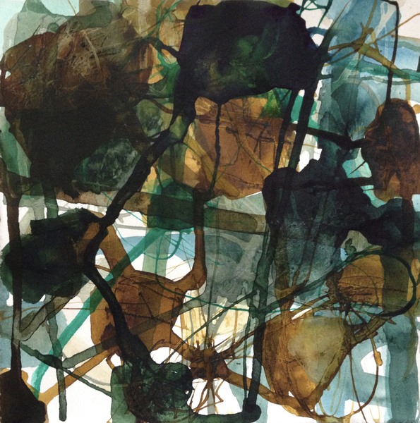 TRACEY PHYSIOC BROCKETT Daily Tangles and Fugue States 8.19.18