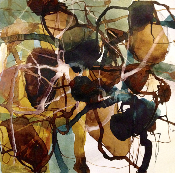 TRACEY PHYSIOC BROCKETT Daily Tangles and Fugue States 8.12.18