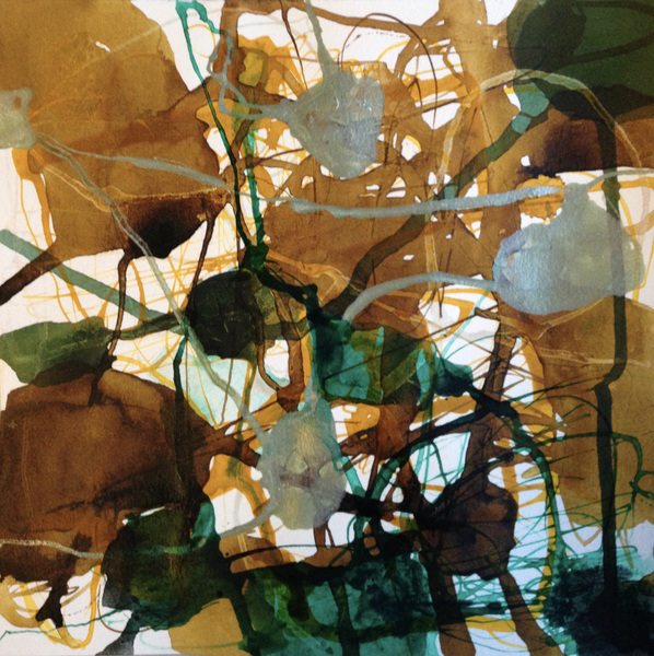 TRACEY PHYSIOC BROCKETT Daily Tangles and Fugue States 8.14.18