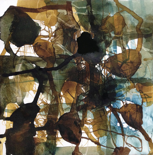 TRACEY PHYSIOC BROCKETT Daily Tangles and Fugue States 8.13.18