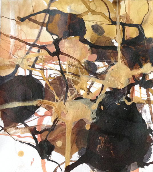 TRACEY PHYSIOC BROCKETT Daily Tangles and Fugue States 4.10.18