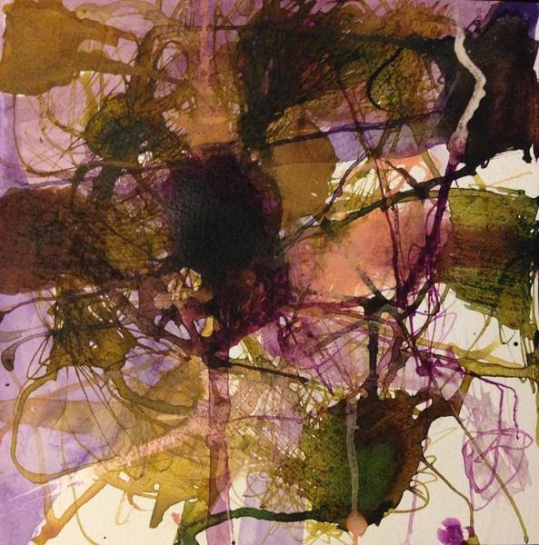 TRACEY PHYSIOC BROCKETT Daily Tangles and Fugue States 9.4.18