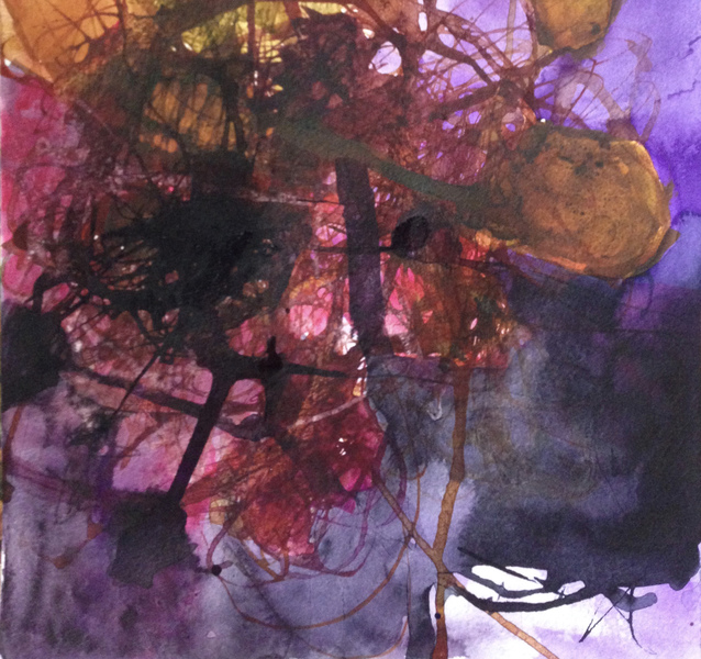 TRACEY PHYSIOC BROCKETT Daily Tangles and Fugue States 9.1.18