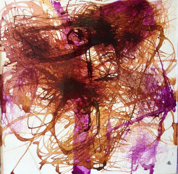 TRACEY PHYSIOC BROCKETT Daily Tangles and Fugue States 9.2.18