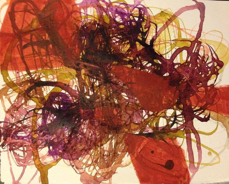 TRACEY PHYSIOC BROCKETT Daily Tangles and Fugue States Daily Tangle 9.5.18
