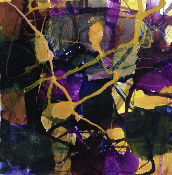 TRACEY PHYSIOC BROCKETT Daily Tangles and Fugue States Daily Tangle 8.27.18