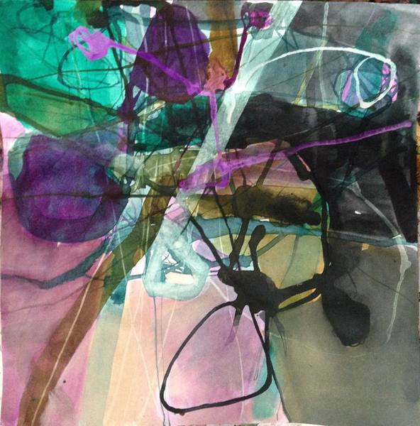 TRACEY PHYSIOC BROCKETT Daily Tangles and Fugue States Daily Tangle 1.9.19