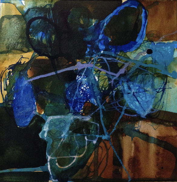 TRACEY PHYSIOC BROCKETT Daily Tangles and Fugue States Fugue State 12.21.18