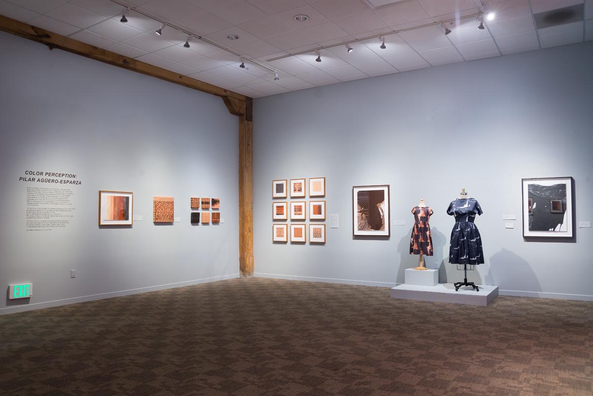 Pilar Agüero-Esparza Color Perception Color Perception: Solo Exhibition