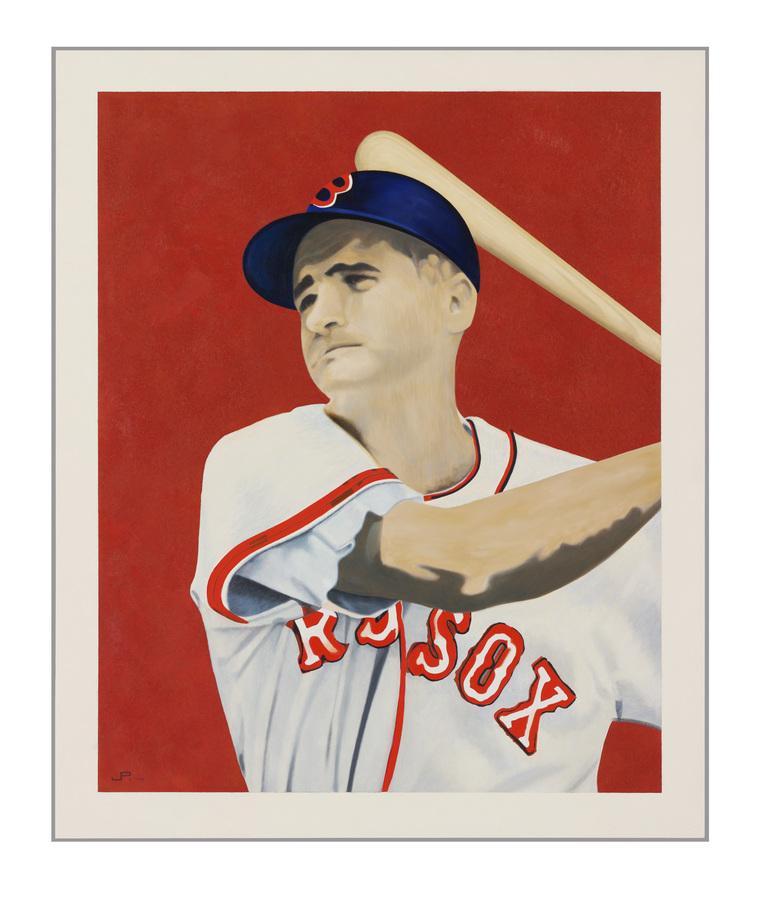 Jon Post Iconic Baseball Collection