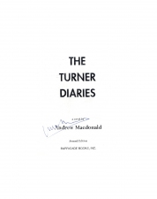 The Turner Diaries, 1996
