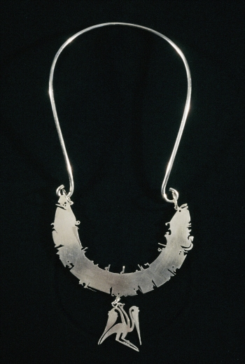 Jewelry as Sculpture Silver