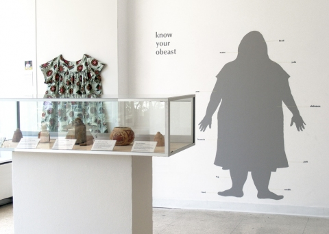 Know Your Obeast (installation view)