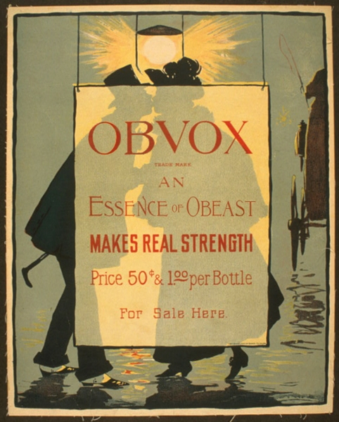 Obeast Artifacts Obvox Strength Tonic (1900)