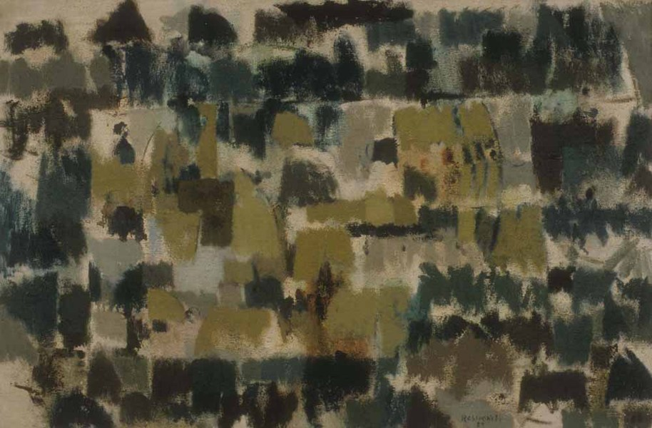 Painting 1959 Bestechetwinde 6