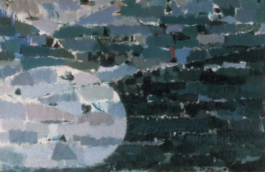 Painting 1959 Bestechetwinde 7